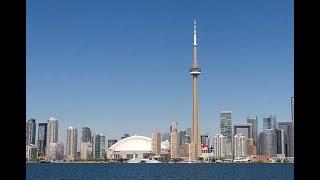 CN Tower 👉 Toronto 🤳🔭🌎