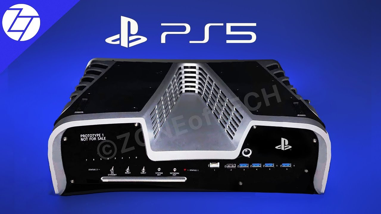 PS5 (2020) - EXCLUSIVE First Look at Prototype 1 - YouTube