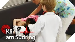 Allergietest von Leonie (7) wird zum Überlebenskampf: Gehirn-Not-OP! | Klinik am Südring | SAT.1 TV