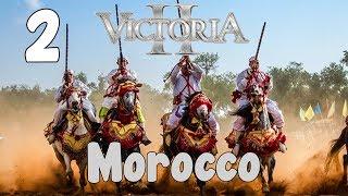 Victoria 2 HFM mod - Morocco 2