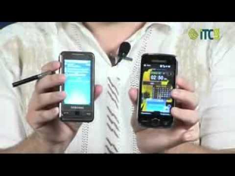 Видео обзор Samsung i8000 OmniaII Review