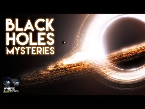 7 Mind-Blowing Facts About Black Holes