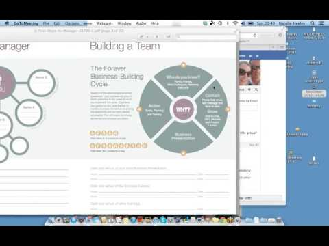 How To Use The Business Cycle, Recruiting On Facebook & One2Ones