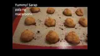 My Coconut Macaroons - How To Make Coconut Macaroons With Fresh Coconut