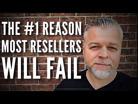 Why Do Most New Resellers Fail? Learn How to Make Money Reselling on eBay