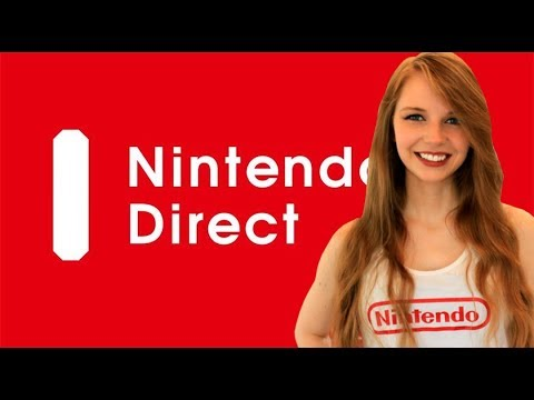 NINTENDO DIRECT FULL REACTION 9.13.18