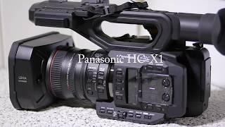 Перший вітчизняний огляд відеокамери Panasonic HC-X1. Panasonic HC-X1 review.
