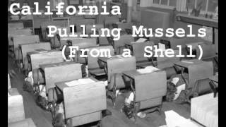 Eureka California - Pulling Mussels (From a Shell) - Squeeze Cover