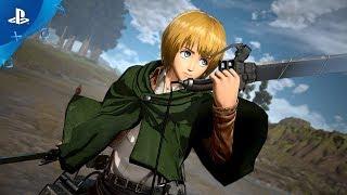 Attack on Titan 2: Final Battle - Armin Titan | PS4