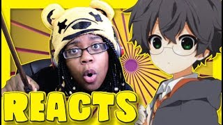 If Harry Potter is an anime | AyChristene Reacts