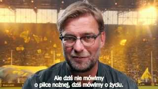 Jürgen klopp o kubie błaszczykowskim // jürgen klopp über kuba błaszczykowski