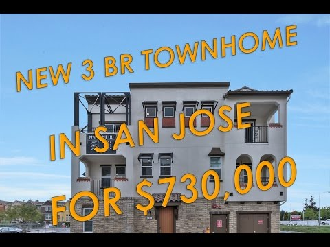 2720 Goble Ln, #6, San Jose, CA 95111 || Sold for $755,000 ($25,000 Over Asking)
