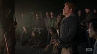 Video Walking Dead Negan Kills Glen and Abraham Scene - Glen And Abraham Deaths Scene download MP3, 3GP, MP4, WEBM, AVI, FLV Oktober 2017