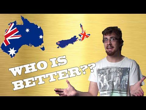 WHY AUSTRALIA ISN'T SO BAD - The Australia/NZ rivalry