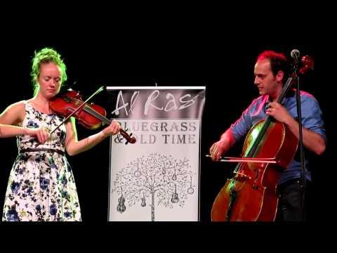 12th Al Ras Bluegrass Festival - Hanneke Cassel & Mike Block (2)