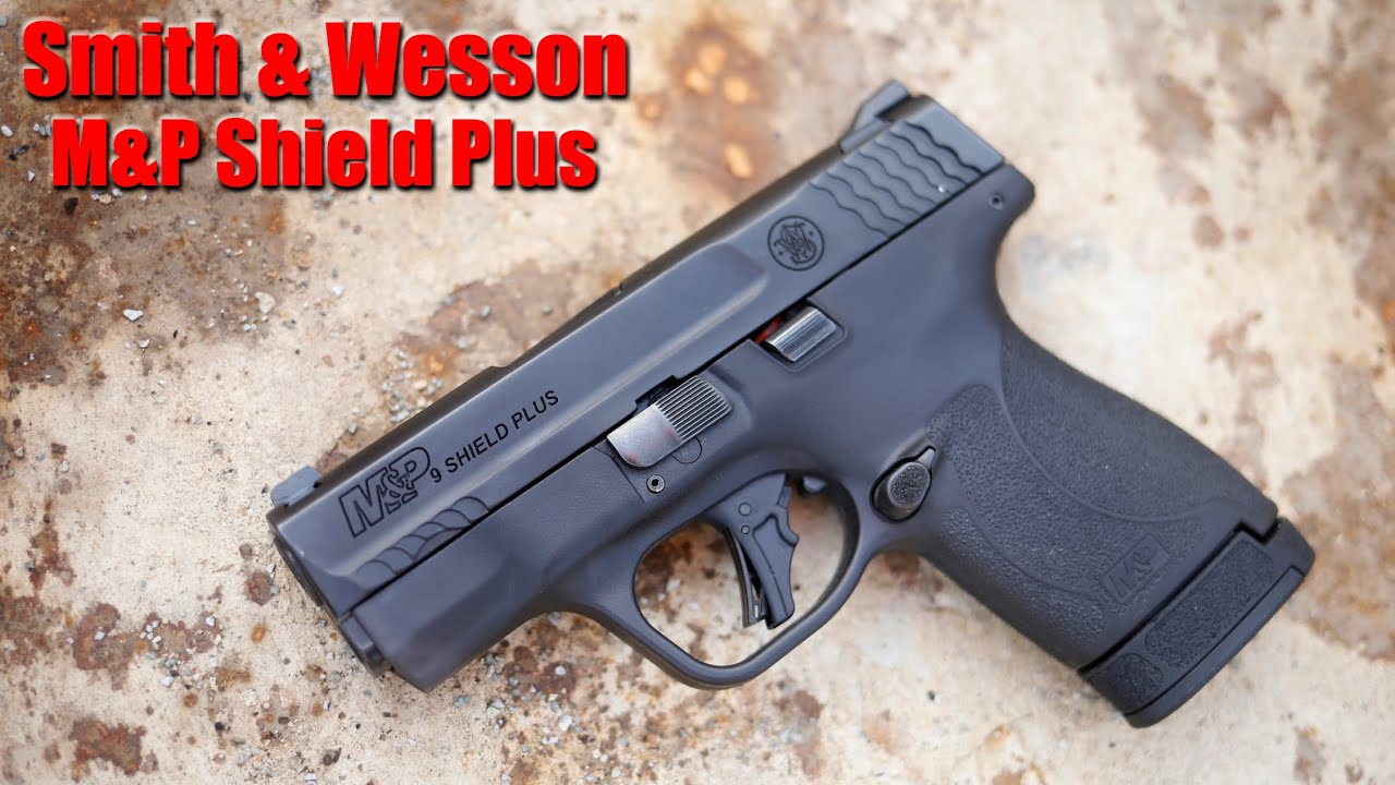 New S&W M&P Shield Plus: 14 Round Micro 9mm First Shots & Impressions