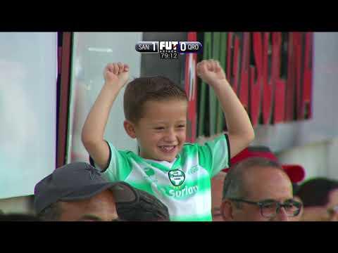 Santos 3-0 Querétaro - J14 - Clausura 2018