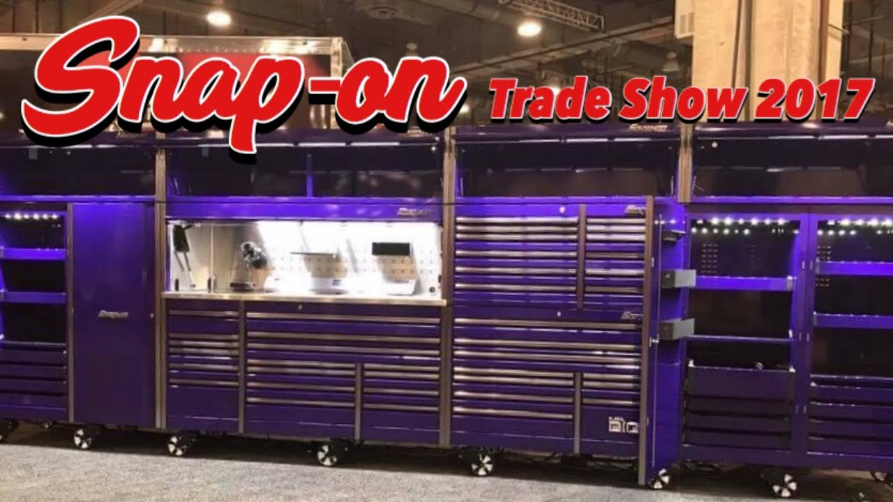 Snap On Wednesday 2017 Snap On Trade Show Sfc2017