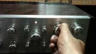Pioneer QA 800 A Quadrophonic 4 Channels Amplifier