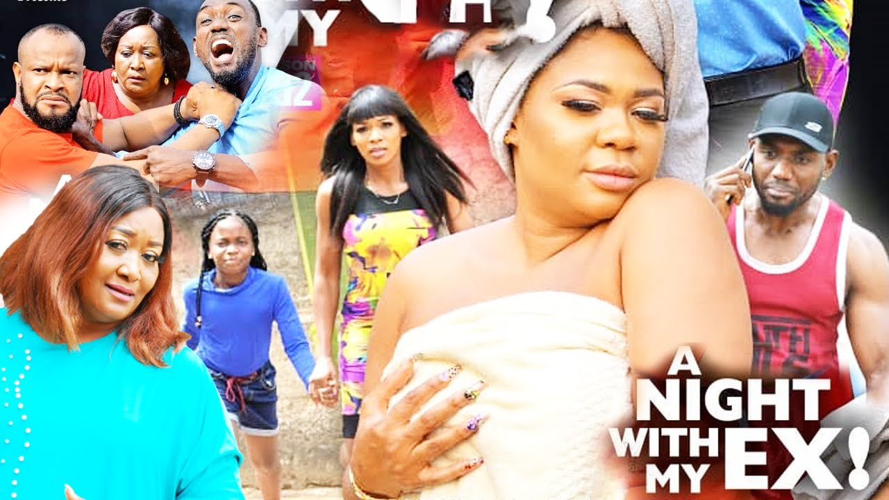 A NIGHT WITH MY EX SEASON 5 - 2020 LATEST NIGERIAN NOLLYWOOD MOVIE|NEW MOVIE