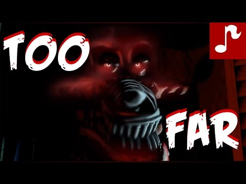 """""""TOO FAR"""" 