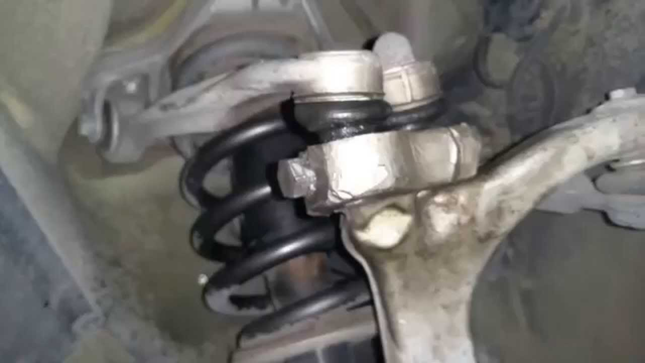 maxresdefault how to remove upper control arms on audi a4 b6 b7 youtube