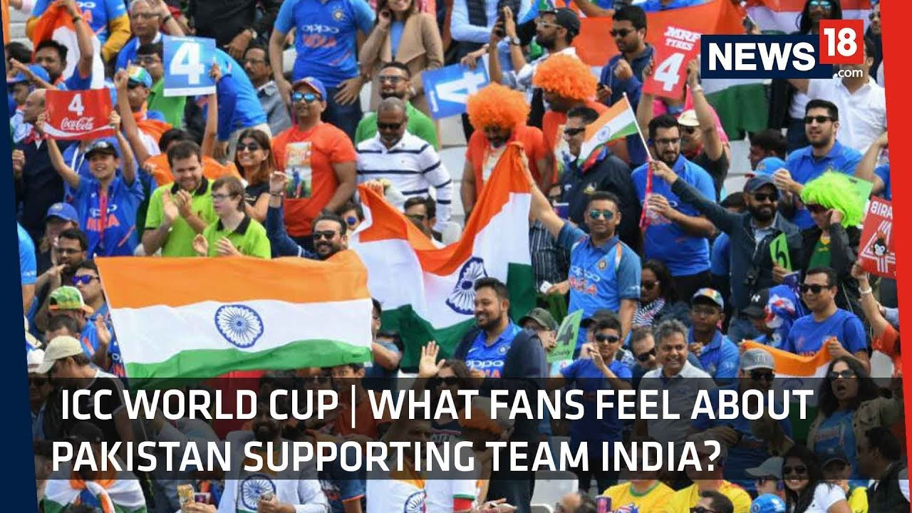 ICC World Cup 2019 | Fans React As Pakistan Supports Team India