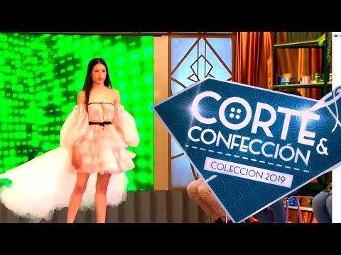 """Corte y confección - Programa 13/08/19 - Desafío """"Vestidos cortos con volumen"""""""