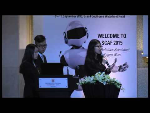 Asia Pacific Supply Chain Management Challenge (APSCMC) 2015: Ingenious Team