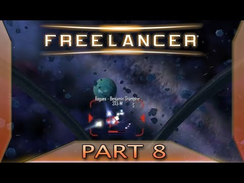 Freelancer - Part 8: A credit saved is a credit earned (with commentary) PC