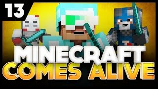 Minecraft Comes Alive 2  - EP13 - WAR