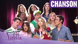 "Violetta saison 2 - ""Hurricane"" avec Bridgit Mendler (épisode 11) - Exclusivité Disney Channel"