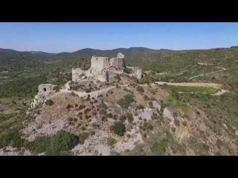 Château d'Aguilar - South of France
