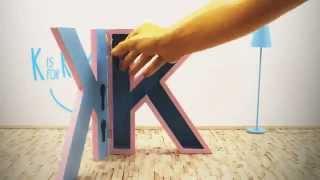 Видео как легко научить ребенка алфавиту