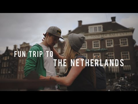 FUN TRIP TO THE NETHERLANDS | Shot on Sony a7II with Sigma Art 35mm