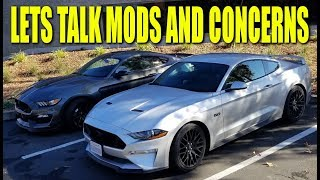 LETS TALK MODS AND CONCERNS * Stang Stories