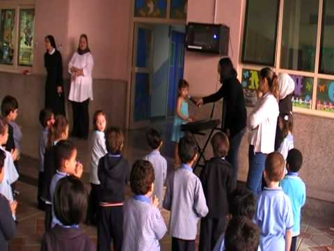 Lilly On Mother S Day 02 Rosary School Sharjah Youtube