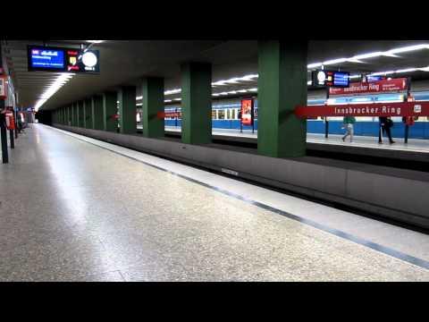 Innsbrucker Ring | Munich U-Bahn