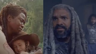 The Walking Dead NEW SEASON 9B PROMOS! SEASON 10! MICHONNE LEAVING? MAGGIES RETURN? PREMIERE REVIEW!