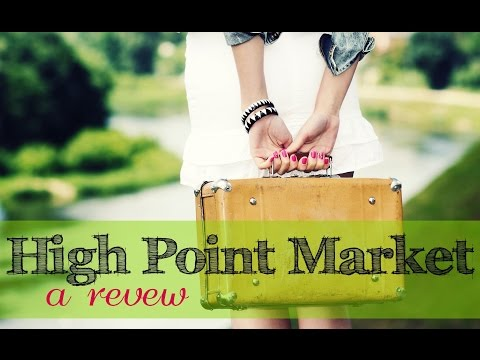 High Point Market Fall 2014 Trends and Products Report