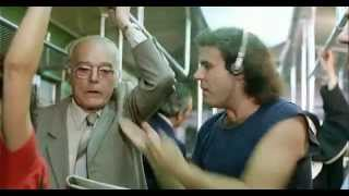 I Fichissimi (1981) - Jerry Calà balla in metropolitana