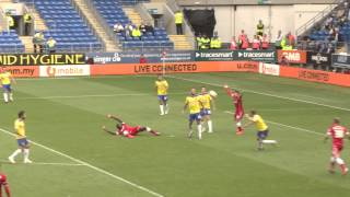 FL HIGHLIGHTS: CARDIFF CITY 3-1 HUDDERSFIELD