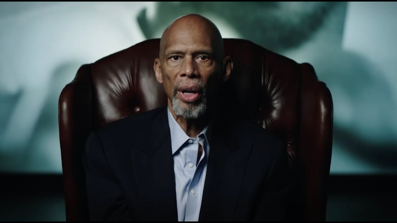 Kareem Abdul-Jabbar Delivers Powerful Message On Social Justice | The Arena