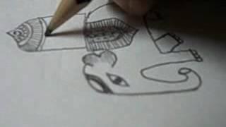 Kalash, Elephant Doli & Lord Ganesha Mehndi Design / Bridal Mehndi Design