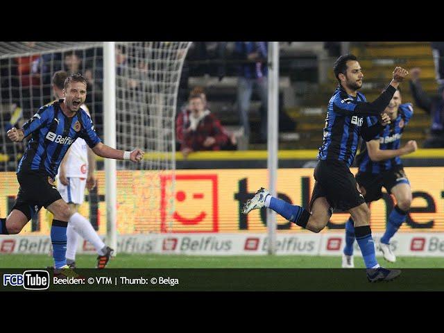 2011-2012 - Jupiler Pro League - PlayOff 1 - 01. Club Brugge - Racing Genk 2-0