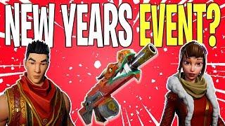 NEW YEARS EVENT 2019 COMING SOON? Bonus ???? News ???? | Fortnite Save The World News