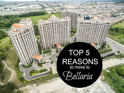 Top 5 Reasons to move to Bellaria Residences