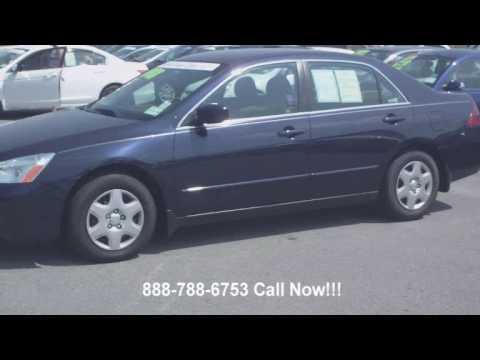 Honda Accord Lx >> 2006 Honda Accord LX Dark Blue Florence Alabama - YouTube