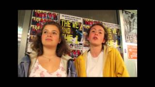 Paroles de Cine&Co : à propos de The We and the I (Yuna)