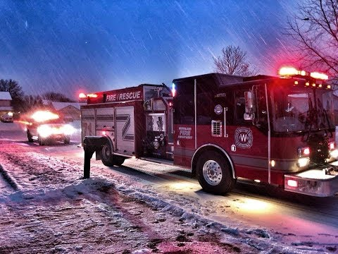 Whiteland Fire Department Year In Review 2017